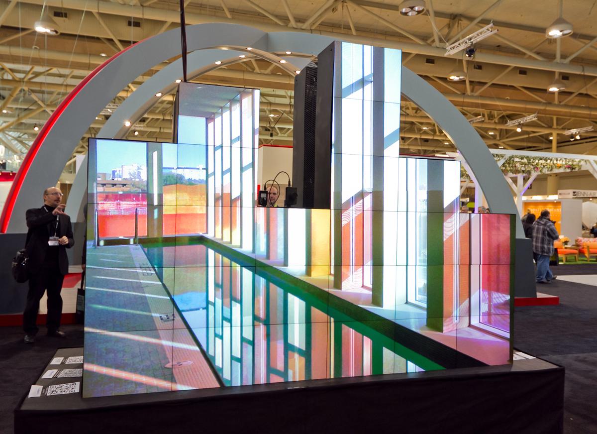Interior Design Show StripTease ARTORONTO