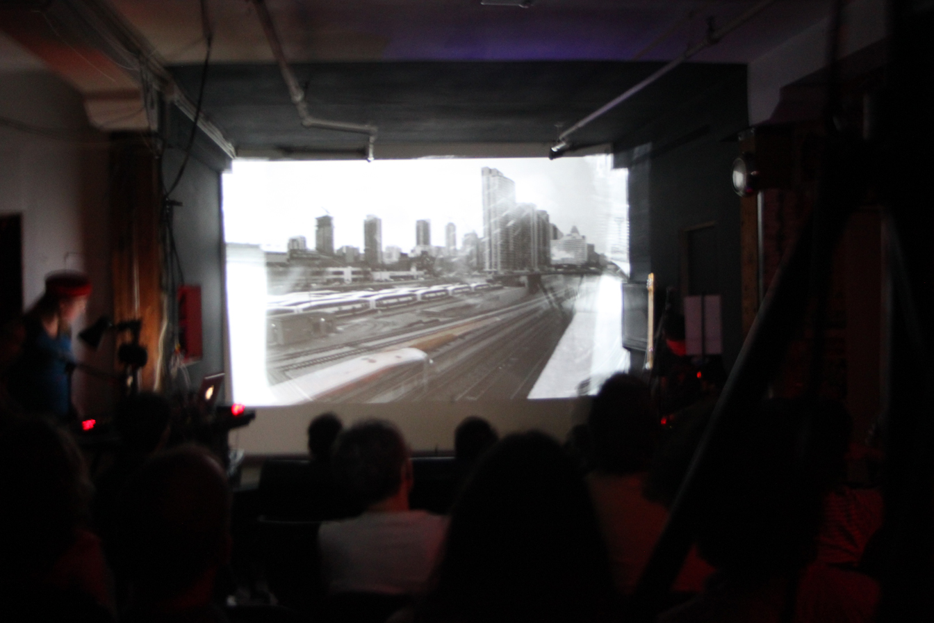 BurningBirchX3_BlackPlasticFork_Rickert_Toronto_video_TrashPalace_May26_12