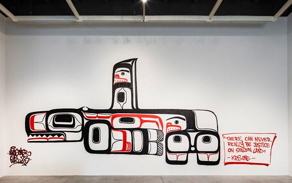 Beat Nation: Art, Hip Hop and Aboriginal Culture – ARTORONTO
