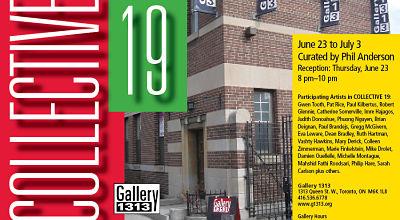 artoronto.ca - gallery 1313 Toronto