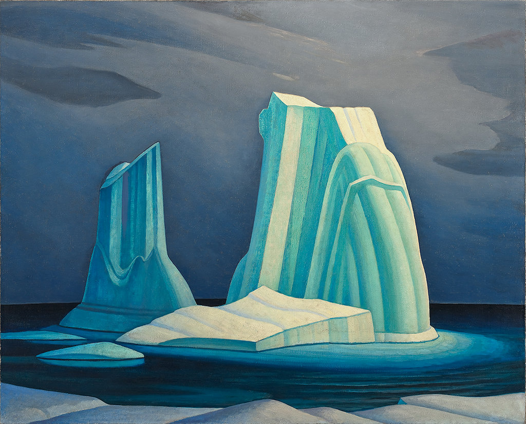 The Paintings of Lawren Harris The Idea of North